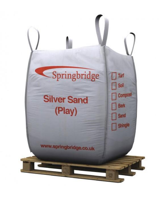 Silver (Play) Sand Bulk Bag