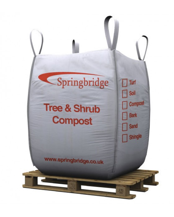 Tree & Shrub Compost Bulk Bag