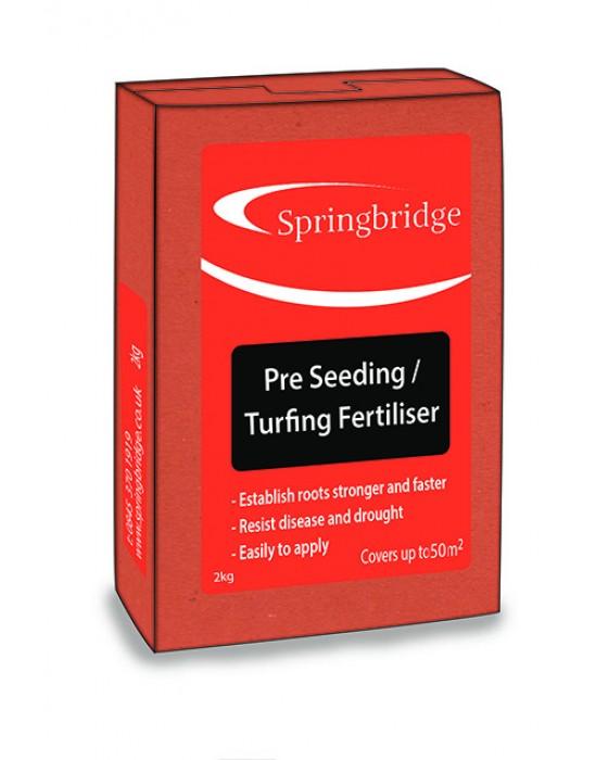 Pre Seeding/Turfing Fertilizer (50m2)